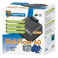 SuperFish Koi flow 60 Prof.bel.set