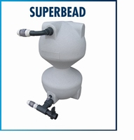 SuperBead Large incl beads en aansluitset