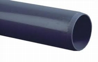 PVC buis 50mm p/m 7,5 ATO lengte 5 meter  meter