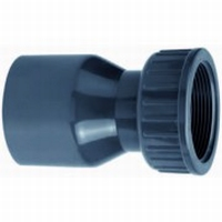 Koppeling 2/3 met O-ring lijm 16 ATO 50mm  1 1/2