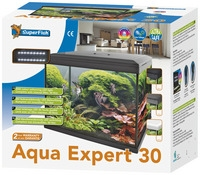 SFAqua Expert 30 met Led Zwart