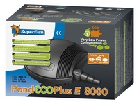 SF Pond ECO plus E 10,000 - 68 watt  9200 L/H