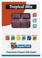 Superfish Tropische mix  100 gram