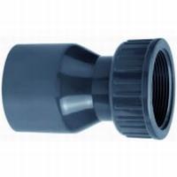 Koppeling 2/3 met O-ring lijm 16 ATO 40mm  1 1/2