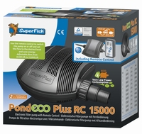 SF Pond ECO plus RC 15,000 - 130 watt  14,200L/H