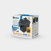 SF Pond  Clear kit  6000  6,5 m3