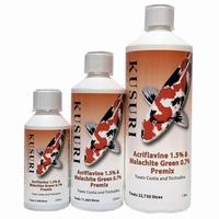 Kusuri Acriflavine & Malachite groen Premix  250 ml