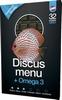 DS Discus menu & Omega3 100 gram